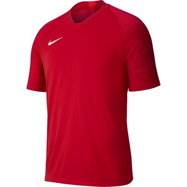 Nike Strike Football Shirt University Red/Bright Crimson