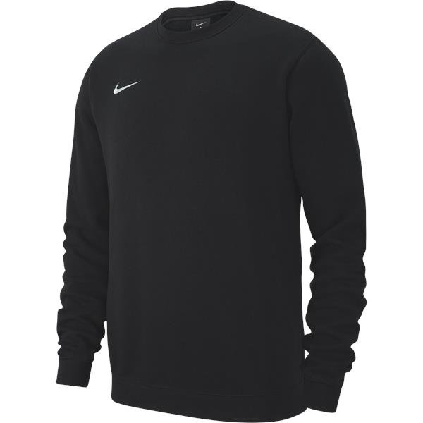 Nike Team Club 19 Crew White/black