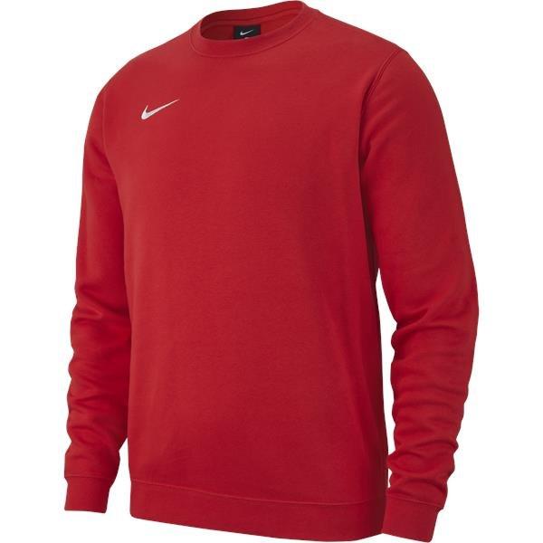 Nike Team Club 19 Crew University Red/White