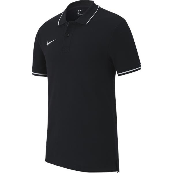 Nike Team Club 19 Polo Uni Red/white