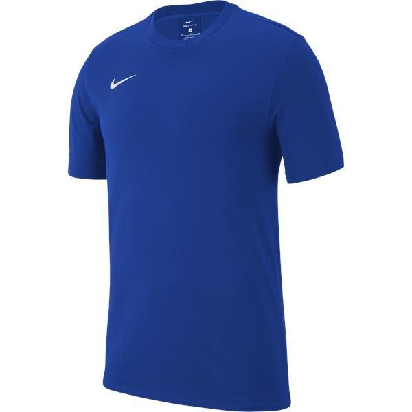 Nike Team Club 19 Tee Royal Blue/White