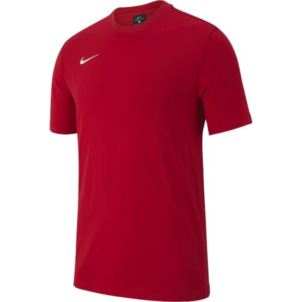 18a0e6c14 Nike Team Club 19 Tee University Red/White