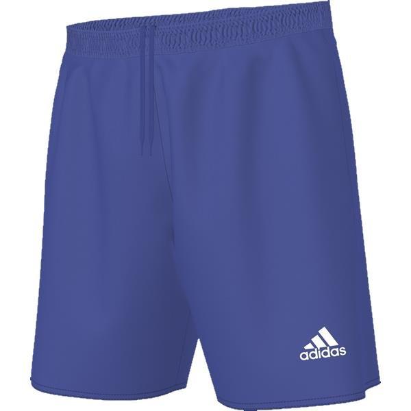 adidas Parma 16 Bold Blue/White Football Short