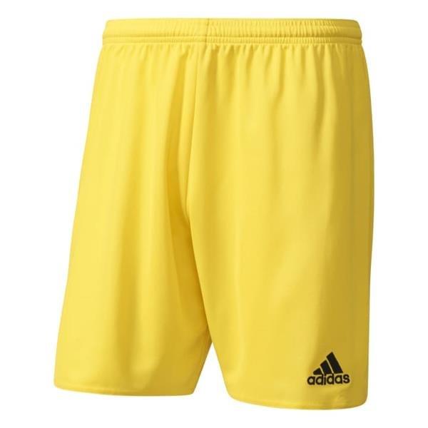 adidas Parma 16 Yellow/Black Football Short