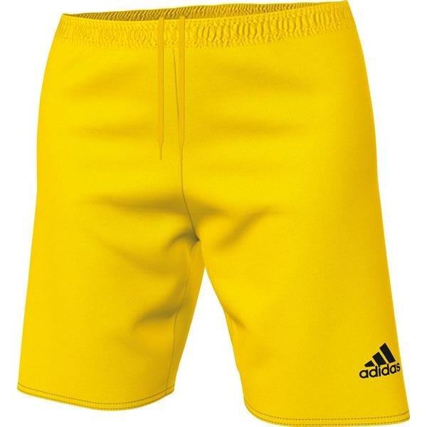 adidas Parma 16 Womens Yellow/Black Football Short