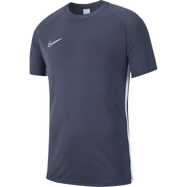 Nike Academy 19 Training Top Volt/white
