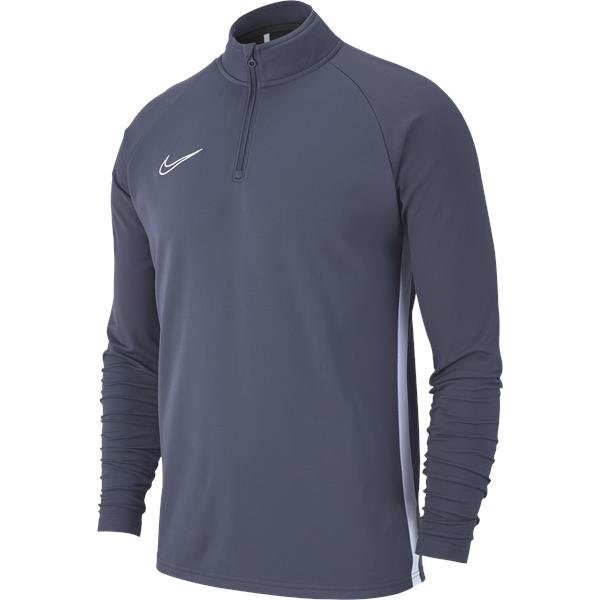 Nike Academy 19 Drill Top Anthracite/White