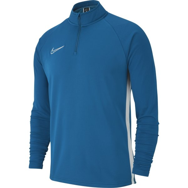 Nike Academy 19 Drill Top Marina/White