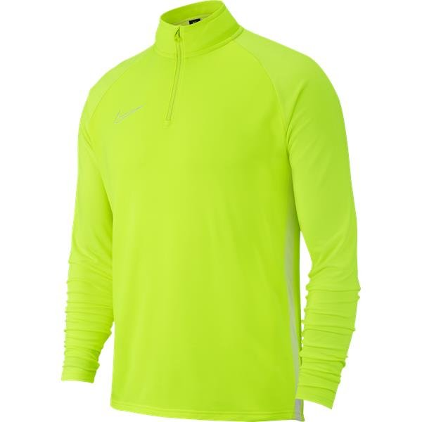 Nike Academy 19 Drill Top Volt/White