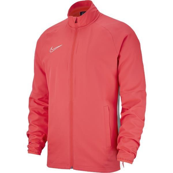 Nike Academy 19 Woven Track Jacket Bright Crimson/White
