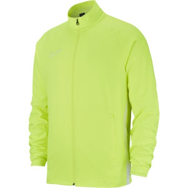 Nike Academy 19 Woven Track Jacket Volt/White