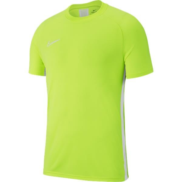 Nike Academy 19 Training Top Volt/White Youths