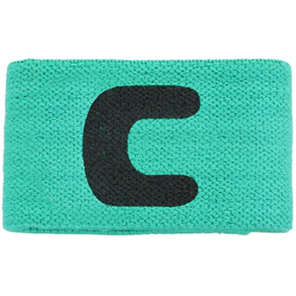 Deluxe Junior Captain Armband Green/Black