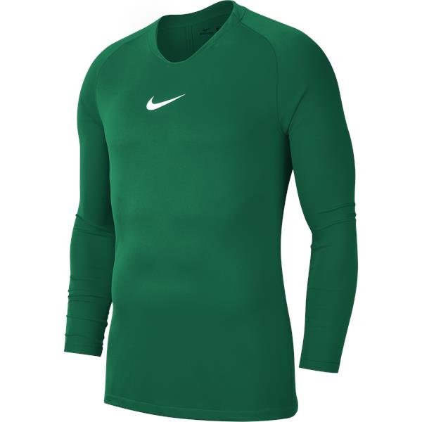 Nike Park First Layer Pine Green/White