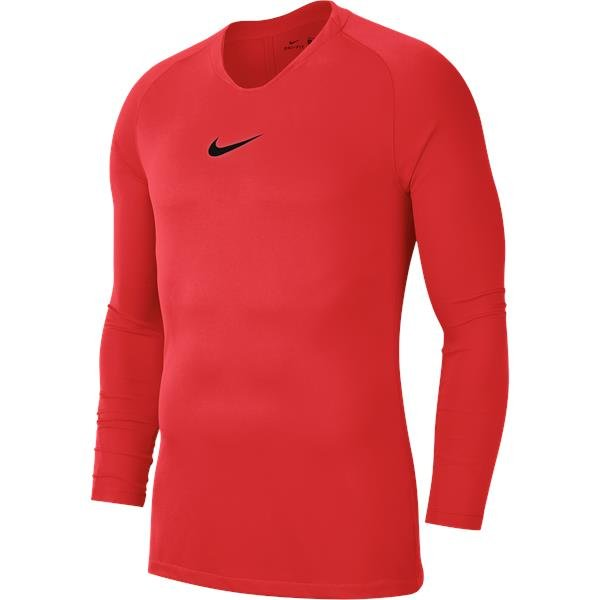 Nike Park First Layer Bright Crimson/Black
