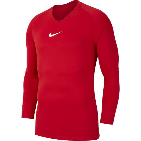 Nike Park First Layer University Red/White