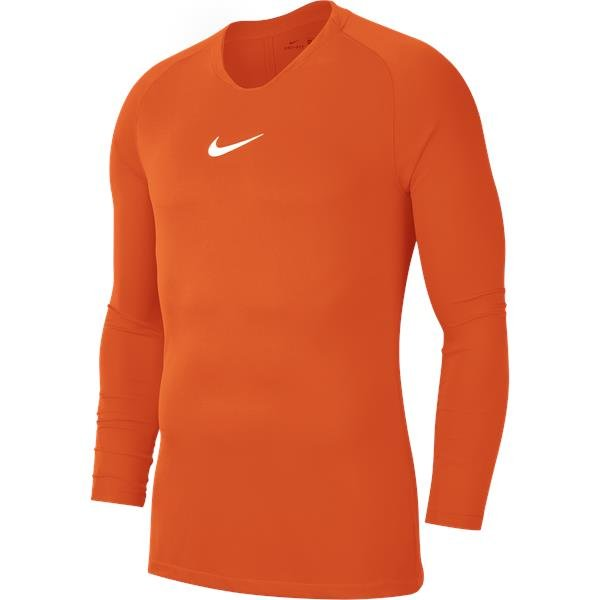 Nike Park First Layer Total Orange/White