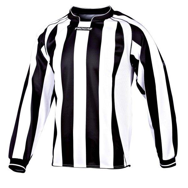 Prostar Avellino Black/White Football Shirt