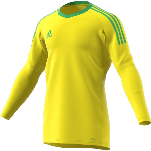 adidas Revigo 17 Bright Yellow/Energy Green Goalkeeper Shirt