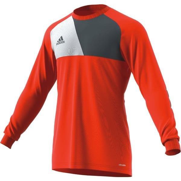 adidas Assita 17 Orange Goalkeeper Shirt