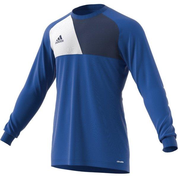 adidas Assita 17 Blue Goalkeeper Shirt