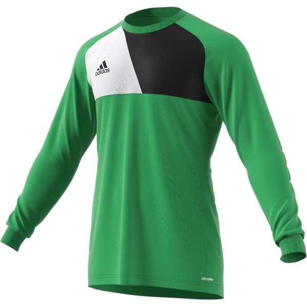 adidas Assita 17 Goalkeeper Shirt Tech Forest/aero Green