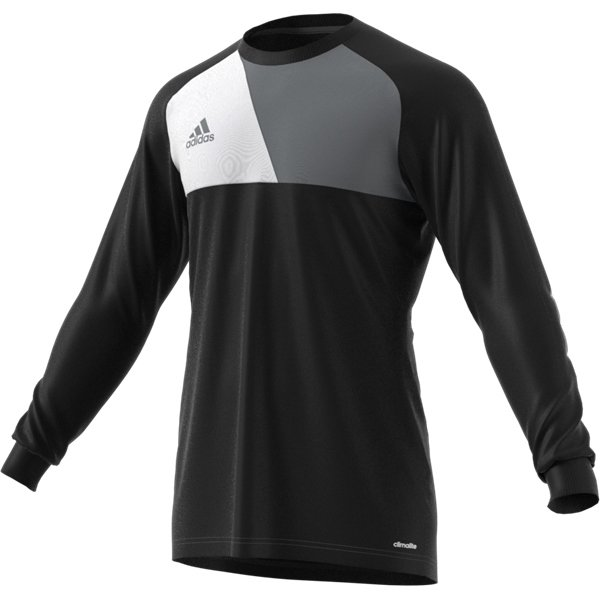 adidas Assita 17 Black Goalkeeper Shirt
