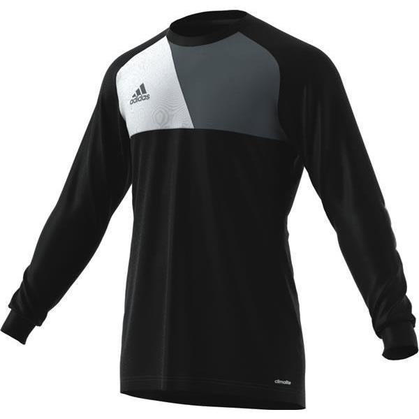 adidas Assita 17 Black Goalkeeper Shirt