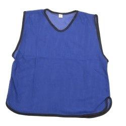9fb0cd716 Blue Mesh Football Bibs