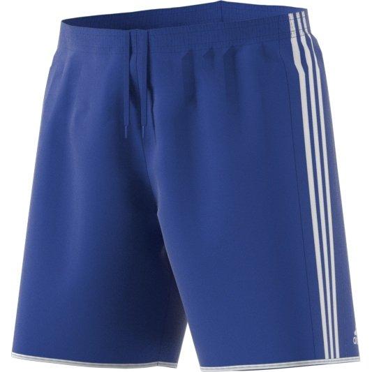 adidas Tastigo 17 Bold Blue/White Football Short Youths