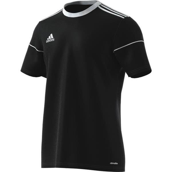adidas Squadra 17 SS Football Shirt White/black