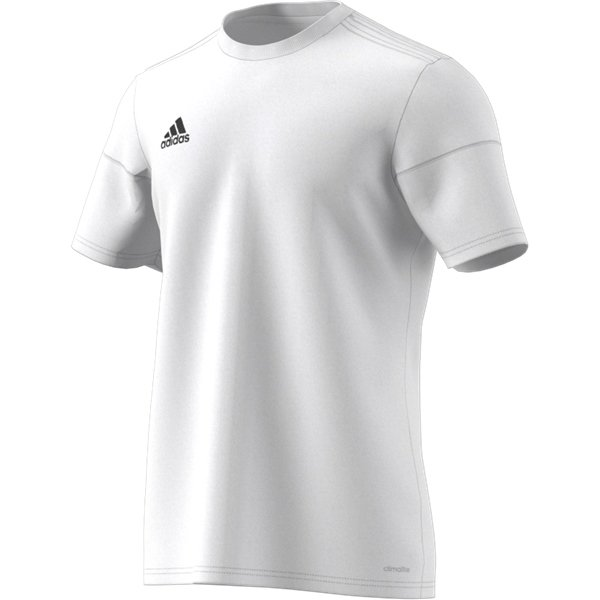 adidas Squadra 17 SS White/White Football Shirt