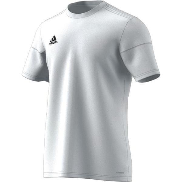 adidas Squadra 17 SS White/White Football Shirt