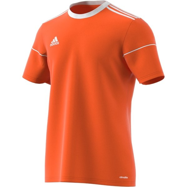 adidas Squadra 17 SS Orange/White Football Shirt