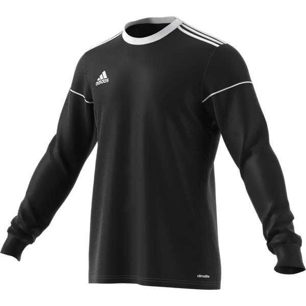 adidas Squadra 17 LS Black/White Football Shirt