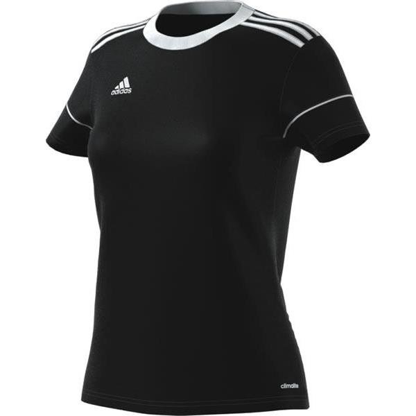adidas Squadra 17 Womens Football Shirt Power Red/white