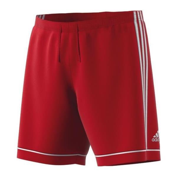 adidas Squadra 17 Power Red/White Football Short