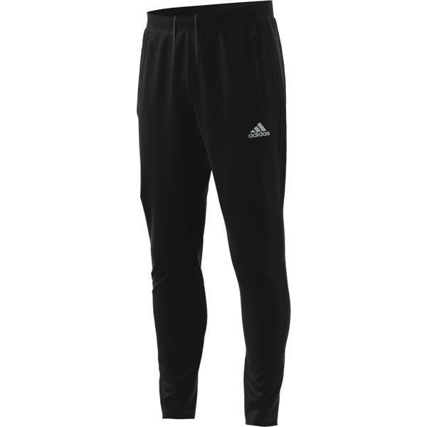 adidas Tiro 17 Training Pants Scarlet/white