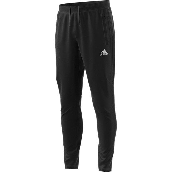 adidas Tiro 17 Black Training Pants Youths