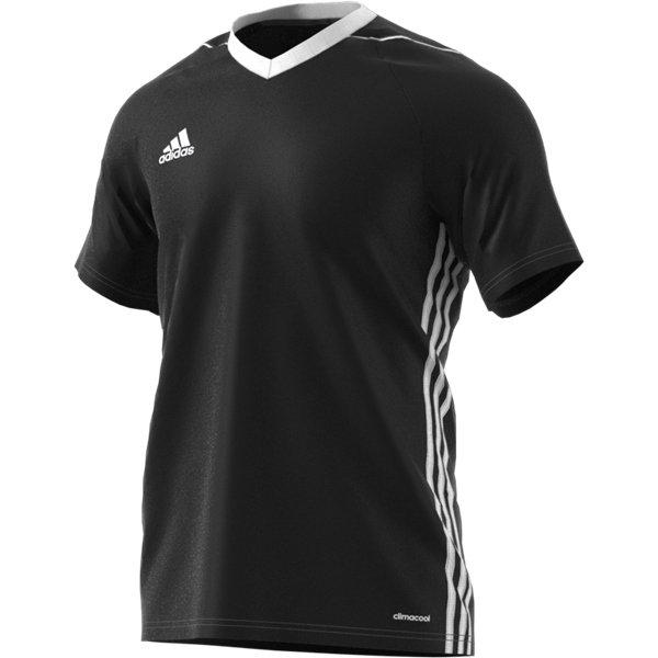 adidas Tiro 17 Black/White Football Shirt Youths