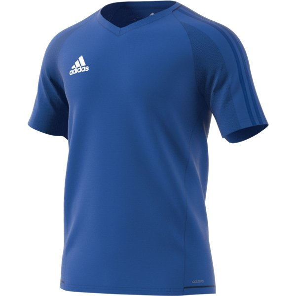 adidas Tiro 17 Training Jersey White/black