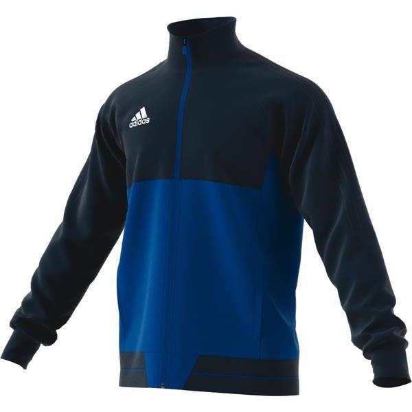 adidas Tiro 17 Collegiate Navy/Blue Pes Jacket