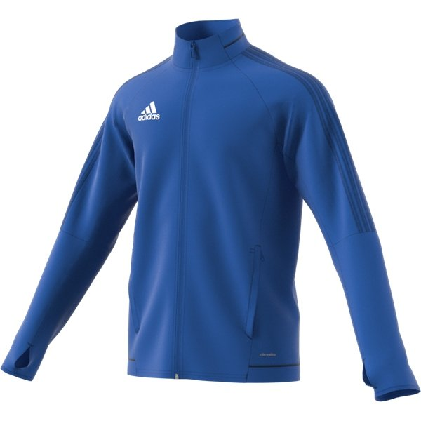 adidas Tiro 17 Blue/Collegiate Navy Training Jacket