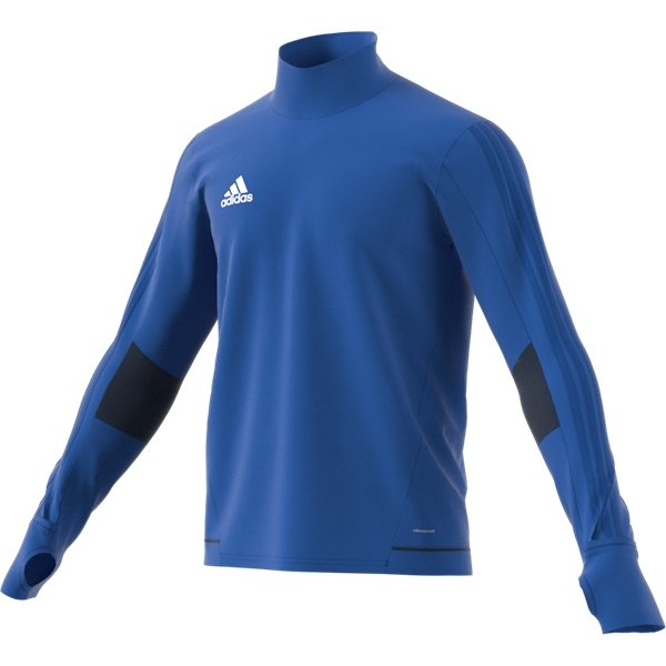 adidas Tiro 17 Blue/Collegiate Navy Training Top Youths