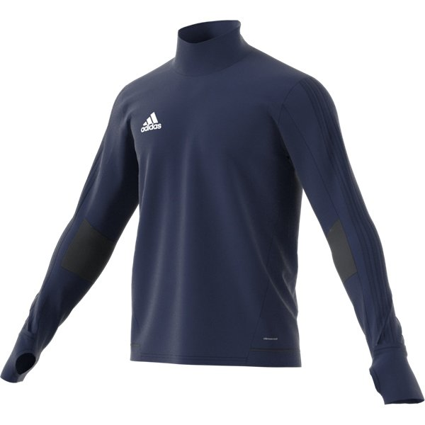adidas Tiro 17 Dark Blue/Dark Grey Training Top Youths