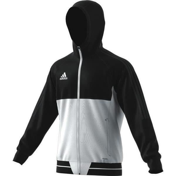 f562da4b9 adidas Tiro 17 Black/White Presentation Jacket