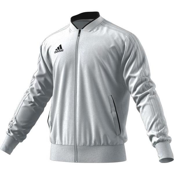 adidas Condivo 18 White/Black Pes Jacket