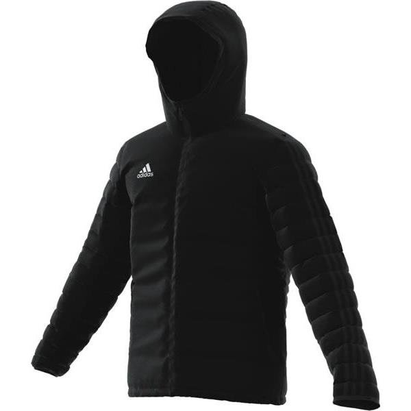adidas Jacket 18 Winter Jacket Team Navy Blue/white