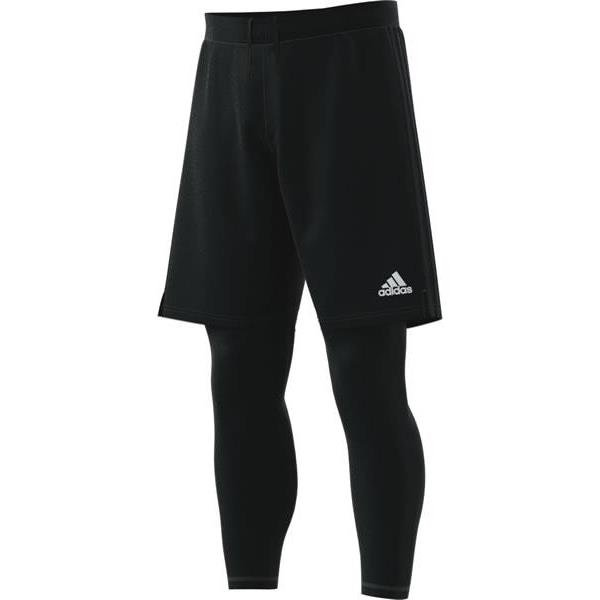 adidas Condivo 18 2in1 Shorts Dark Blue/white