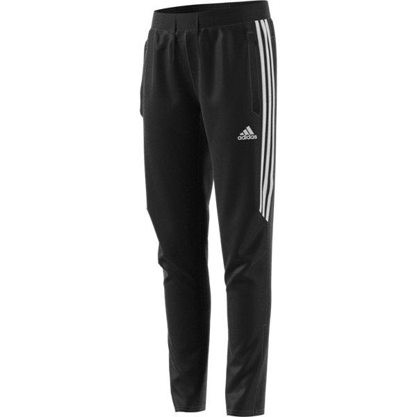 adidas Tiro 17 Black/White Training Pants Youths